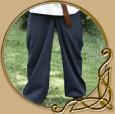 LARP Corded cotton pants